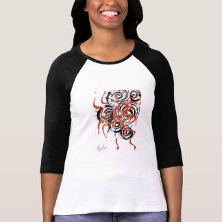T-shirt Balance swirl