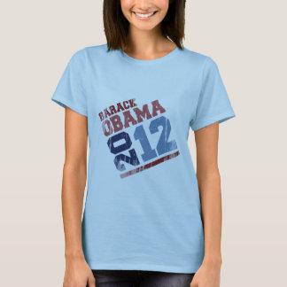 T-shirt BALANCEMENT Vintage.png de BARACK OBAMA 2012