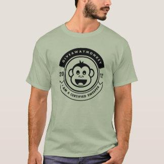 T-shirt Balayeuse certifiée