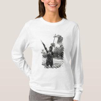 T-shirt Balboa réclamant le dominion