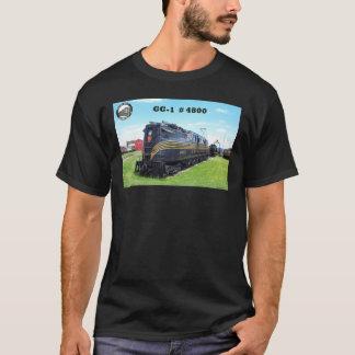 T-shirt Baldwin - locomotive GG-1 #4800 de PRR