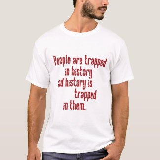 T-shirt Baldwin sur l'histoire