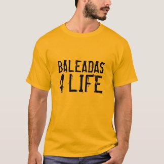 T-SHIRT BALEADAS, 4, LA VIE