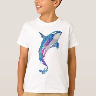 T-shirt baleine