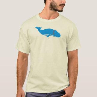 T-shirt Baleine dans des téléphones