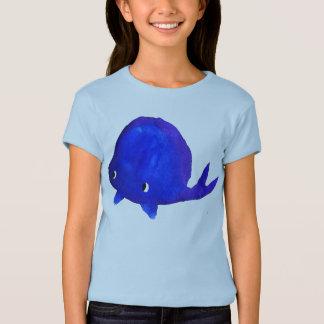 T-shirt Baleine de bébé