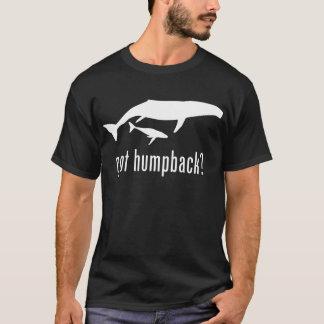 T-shirt Baleine de bosse