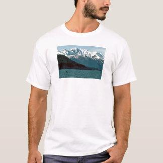 T-shirt Baleine de bosse ouvrant une brèche en Alaska du