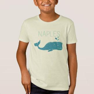 T-Shirt Baleine de Naples la Floride