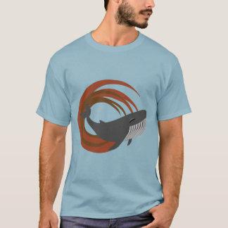 T-shirt Baleine Poopnado