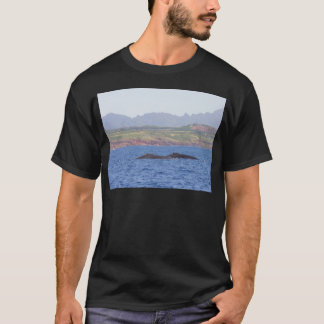 T-shirt Baleines de bosse hawaïennes