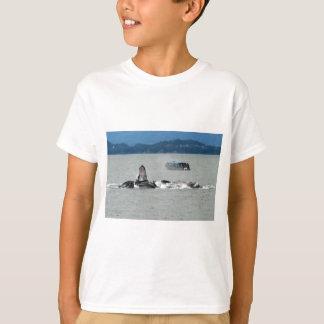 T-shirt Baleines de l'Alaska