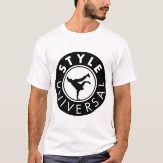 T-shirt Balle de Styleuniversal BBOY