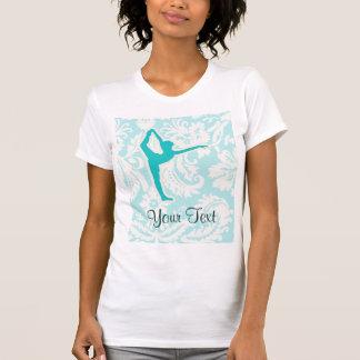 T-shirt Ballet turquoise