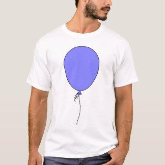 T-shirt Ballon (bleu-clair)