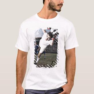 T-shirt Ballon de football contagieux de gardien de but du