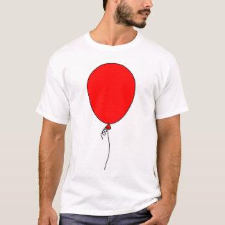 T-shirt Ballon (rouge)