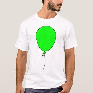 T-shirt Ballon (vert)