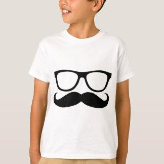 T-shirt Ballot de moustache