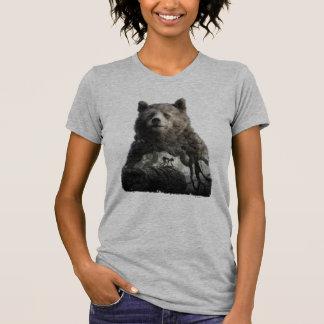 T-shirt Baloo et Mowgli   le livre de jungle