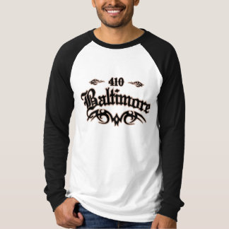T-shirt Baltimore 410