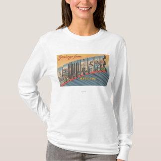 T-shirt Baltimore, le Maryland - grandes scènes 2 de