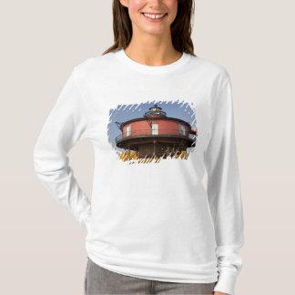 T-shirt BALTIMORE, LE MARYLAND. LES Etats-Unis. Monticule