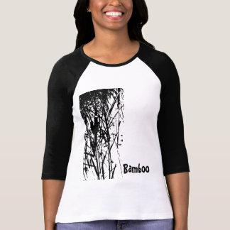 T-shirt Bambou, bambou