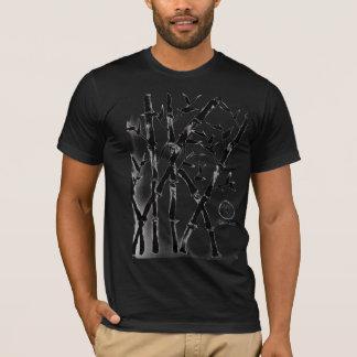 T-shirt Bambou de minuit