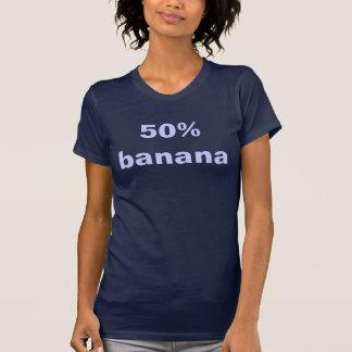 T-shirt banane de 50%