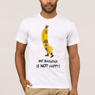 T-shirt Banane : Mauvaise bande de fruit avec le slogan