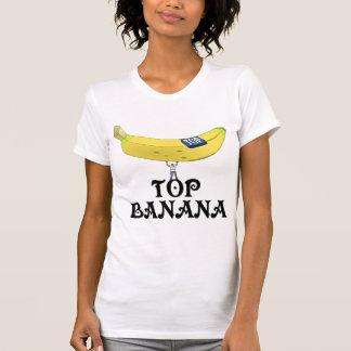 T-shirt Banane supérieure - customisée