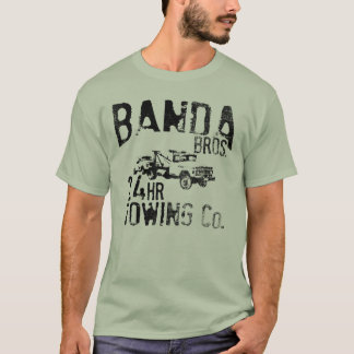 T-shirt Banda Bros. Remorquage