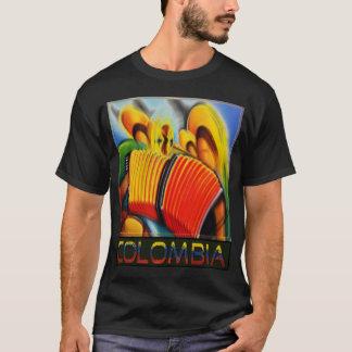 T-shirt Banda colombien