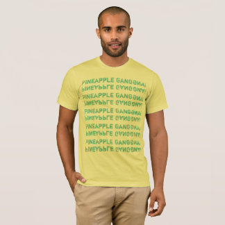 T-shirt Bande d'ananas