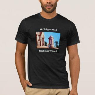 T-shirt Bande de déclencheur de Vic