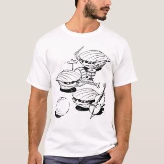 T-shirt Bande de feston