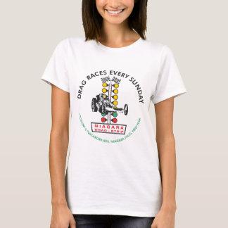 T-shirt Bande d'entrave de Niagara