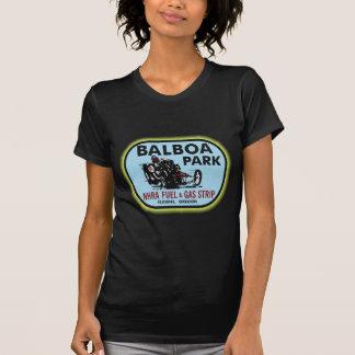 T-shirt Bande d'entrave de parc de Balboa