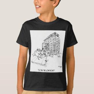 T-shirt Bande dessinée 1035 de rapport