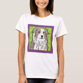 T-shirt Bande dessinée australienne de berger