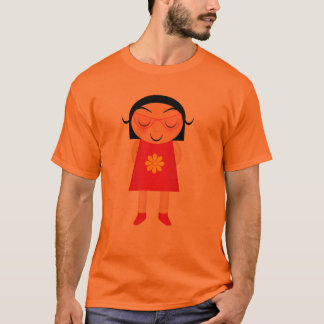 T-shirt Bande dessinée d'Ann