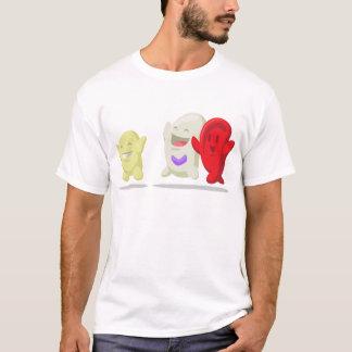 T-shirt Bande dessinée de globule sanguin - érythrocytes,