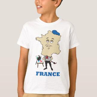 T-shirt Bande dessinée France