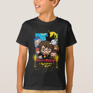 T-shirt Bande dessinée Harry Potter et la pierre du