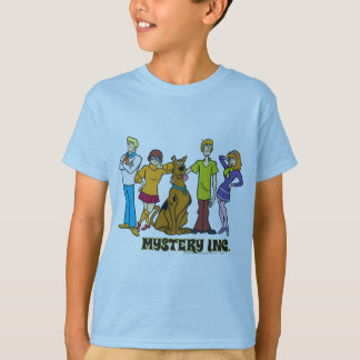 T-shirt Bande entière 12 Mystery Inc