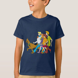 T-shirt Bande entière 18 Mystery Inc