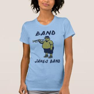 T-shirt Bande, James