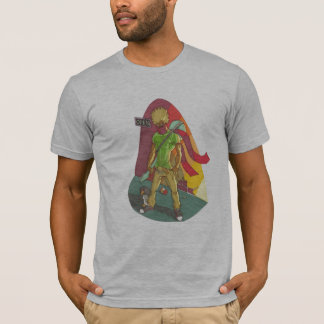 T-shirt Bandit de roche