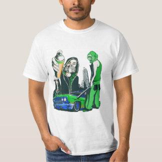 T-shirt Bandit de rue
